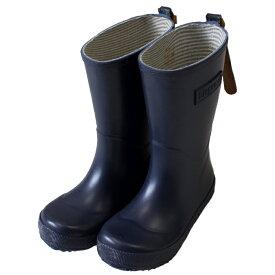 Bisgaard ビスゴ RubberBoots 長靴 navy