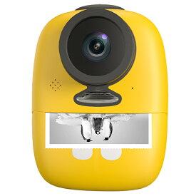 インスタントカメラ 子供用 デジタルカメラ D10 ミニカメラ キッズカメラ 32G トイカメラ 2.0インチIPS画面 オートフォーカス タイマー 撮影 写真 動画 連写 自撮り 耐衝撃 誕生日 子供プレゼント おもちゃ
