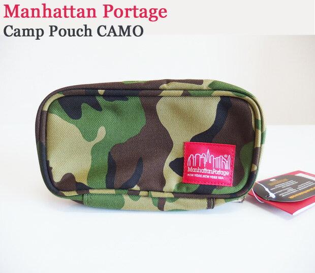 Manhattan Portage マンハッタンポーテージ Camp Pouch キャンプ ポーチ