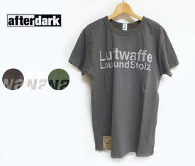 【SALE】【30%OFF】afterdark アフターダーク S/S Tee Shirts プリント Tシャツ