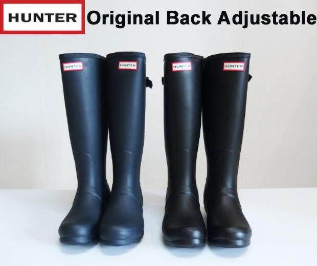 HUNTER ハンター ロングブーツ Original Back Adjustable バックアジャスタ