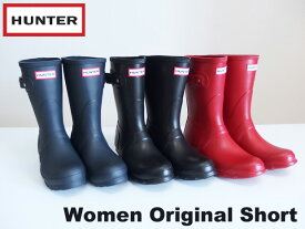 【SALE】【50%OFF】HUNTER ハンター Women Original Short レディス ショートブーツ