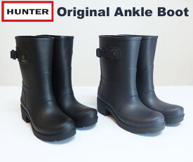 【SALE】【50%OFF】HUNTER ハンター Original Ankle Boot アンクルブーツ