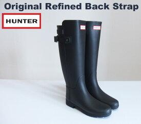 【SALE】【30%OFF】HUNTER ハンター Original Refined Back Strap リファインド バックストラップ レインブーツ