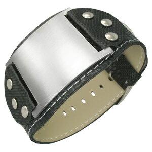 プレーントップステンレスレザーブレスレット サージカルステンレス316L レザーブレスレット シンプル メンズ レディース 腕輪 手首 ペアアクセサリー