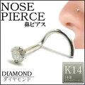ダイアモンド(PK2/3.0mm)K14WGノーズスクリュー