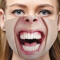 パーティーグッズ変顔マスク1個販売お面かぶりもの覆面衣装変装グッズ仮面流行仮装コスプレ大人用忘年会新年会おもしろいリアルユニーク余興コスチュームネタ爆笑小物宴会学園祭面白いハロウィーン怒る感情気持セクシー大口笑う笑顔