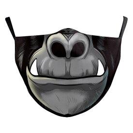 マウンテンゴリラ 1個販売 ごりら 霊長類最強 ゴリラ サル 猿 モンキー アニマル 動物 牙 キバ 動物園 スタッフ 調整可能 不気味 パーティーグッズ 変顔 お面 覆面 衣装 変装 流行 仮装 コスプレ おもしろい 余興 宴会 面白い ハロウィーン メンズ レディース プレゼント