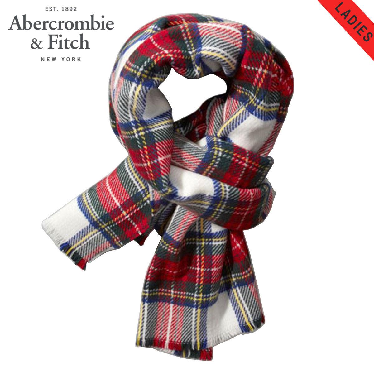【販売期間 1/18 10:00〜1/22 9:59】 アバクロ Abercrombie&Fitch 正規品 スカーフ TheBlanketScarf 154-540-0326-009