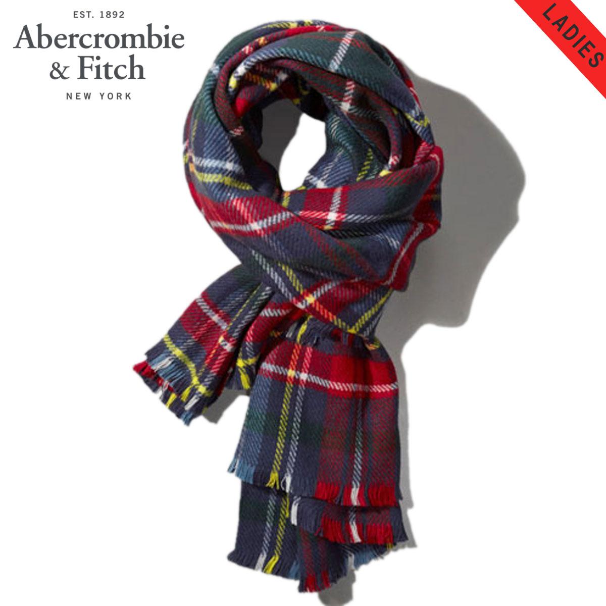 【販売期間 10/18 10:00〜10/26 1:59】 アバクロ Abercrombie&Fitch 正規品 スカーフ TheBlanketScarf 154-540-0326-023 D15S25