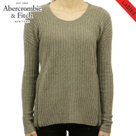 アバクロ セーター レディース 正規品 Abercrombie&Fitch RIBBED ZIP SWEATER 150-490-0662-400 D20S30
