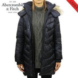 アバクロ アウター レディース 正規品 Abercrombie&Fitch ジャケット QUILTED NYLON PARKA 144-442-0502-200