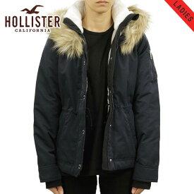 ホリスター アウター レディース 正規品 HOLLISTER ジャケット フード付きジャケット アノラックパーカー Down Anorak 344-445-0669-200