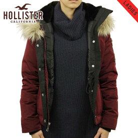 ホリスター アウター レディース 正規品 HOLLISTER ジャケット フード付きジャケット アノラックパーカー Down Anorak 344-445-0668-520