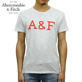 アバクロ Tシャツ 正規品 Abercrombie&Fitch 半袖Tシャツ クルーネック LOGO GRAPHIC TEE 123-238-2346-220