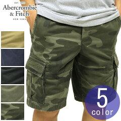 アバクロショートパンツメンズ正規品Abercrombie&Fitchボトムスハーフパンツカーゴパンツ膝丈CARGOSHORTS10INSEAMLONG-LENGTH
