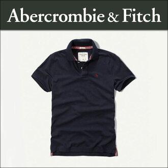 艾伯克龍比和惠譽艾伯克龍比與惠譽真正男子馬球襯衫圖示馬球 121-224-0594年-023