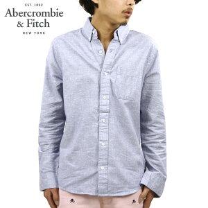 アバクロAbercrombie&Fitch正規品メンズ長袖シャツTEXTUREDSHIRT125-168-2155-222