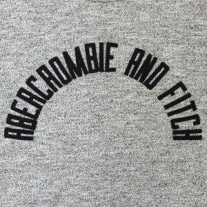 アバクロAbercrombie&Fitch正規品メンズ長袖TシャツLONGSLEEVEGRAPHICTEE123-238-2174-112