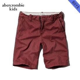 【販売期間 8/9 10:00〜8/19 09:59】 アバクロキッズ ショートパンツ ボーイズ 子供服 正規品 AbercrombieKids ボトムス a&f classic fit shorts 228-688-0283-053 D20S30