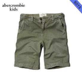 アバクロキッズ ショートパンツ ボーイズ 子供服 正規品 AbercrombieKids ボトムス a&f classic fit shorts 228