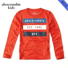 アバクロキッズ AbercrombieKids 正規品 子供服 ボーイズ 長袖Tシャツ long-sleeve sweater knit tee 223-616-0035-050 D00S20