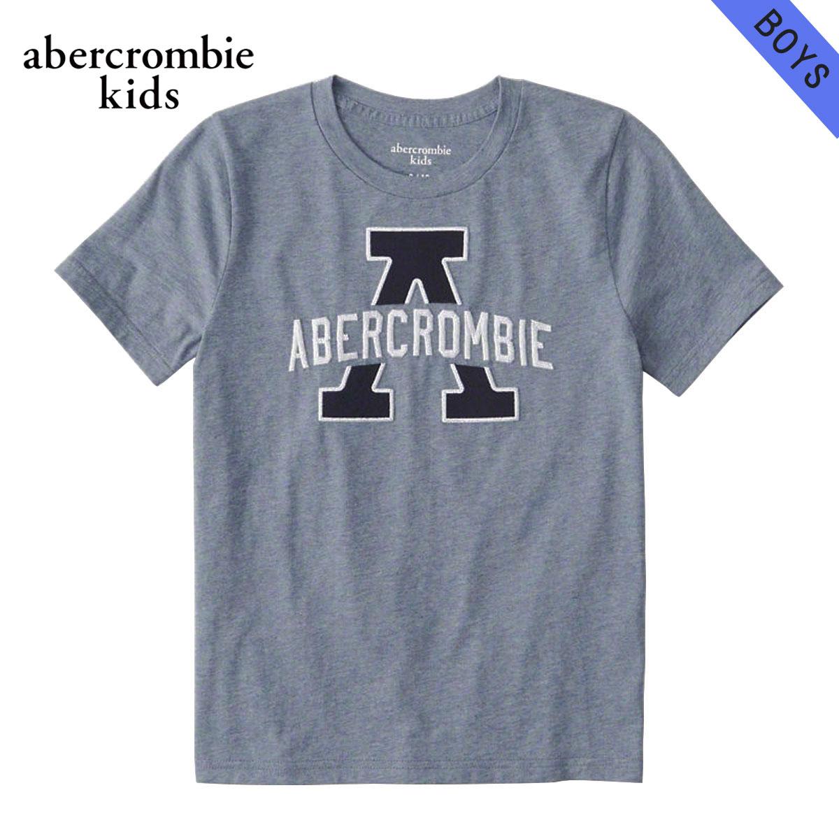 アバクロキッズ AbercrombieKids 正規品 子供服 ボーイズ 半袖Tシャツ logo graphic tee 223-616-0121-024