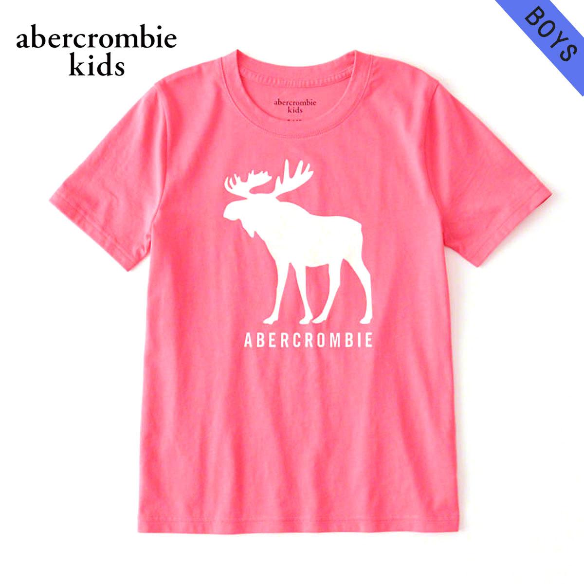 アバクロキッズ AbercrombieKids 正規品 子供服 ボーイズ 半袖Tシャツ color-changing graphic tee 257-891-0103-060