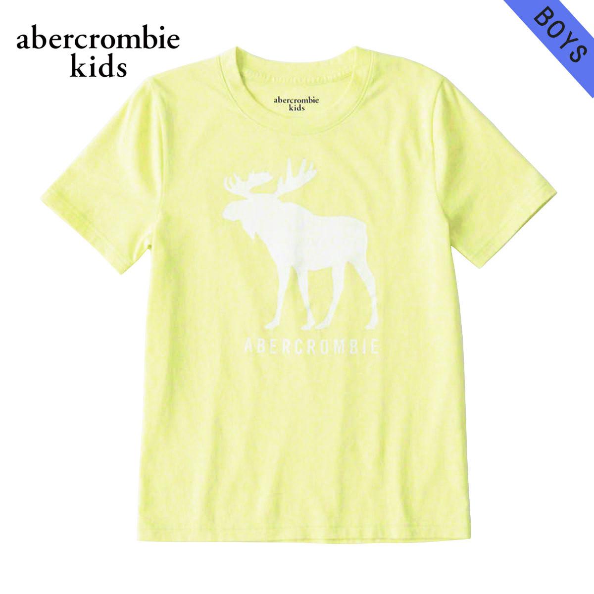 アバクロキッズ AbercrombieKids 正規品 子供服 ボーイズ 半袖Tシャツ color-changing graphic tee 257-891-0103-080