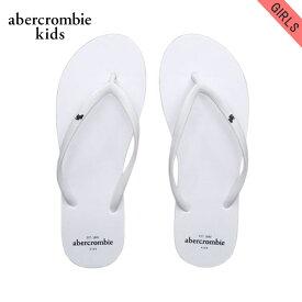 アバクロキッズ サンダル ガールズ 子供服 正規品 AbercrombieKids classic a&f flip flops 254-213-0213-001 D20S30