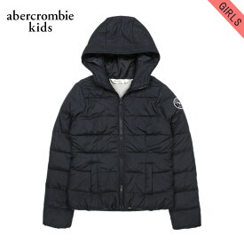 アバクロキッズ アウター ガールズ 子供服 正規品 AbercrombieKids ジャケット ジャケット fleece lined puffer jacket 244-856-0113-023 D20S30