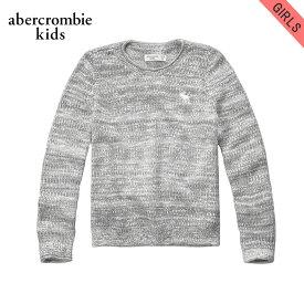アバクロキッズ セーター ガールズ 子供服 正規品 AbercrombieKids lightweight knit sweater 250-755-0325-010 D00S20