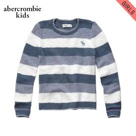 アバクロキッズ セーター ガールズ 子供服 正規品 AbercrombieKids lightweight knit sweater 250-755-0325-029 D00S20