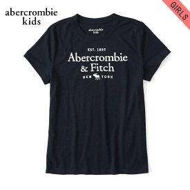 5%OFFセール 【販売期間 5/9 20:00〜5/16 01:59】 アバクロキッズ Tシャツ 子供服 正規品 AbercrombieKids 半袖Tシャツ logo graphic tee 257-891-0092-023