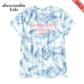 【ポイント10倍 5/9 20:00〜5/16 01:59まで】 アバクロキッズ Tシャツ 子供服 正規品 AbercrombieKids 半袖Tシャツ logo graphic tee 257-891-0104-022