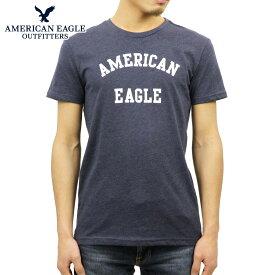 アメリカンイーグル Tシャツ 正規品 AMERICAN EAGLE 半袖Tシャツ クルーネック AE GRAPHIC CREW T-SHIRT 0519-6075-410