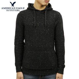 【販売期間 12/11 2:00〜12/14 09:59】 アメリカンイーグル セーター メンズ 正規品 AMERICAN EAGLE プルオーバーパーカー AE OUR BEST BAJA SWEATER 1149-1338-008