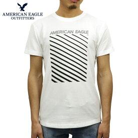 アメリカンイーグル Tシャツ 正規品 AMERICAN EAGLE 半袖Tシャツ AE ACTIVE FLEX GRAPHIC T-SHIRT 0181-3608-100