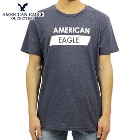 アメリカンイーグル Tシャツ 正規品 AMERICAN EAGLE 半袖Tシャツ AE GRAPHIC CREW T-SHIRT 0519-3038-410