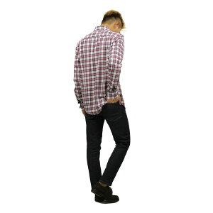 アメリカンイーグルAMERICANEAGLE正規品メンズ長袖ボタンダウンシャツAEPLAIDPOPLINBUTTON-DOWNSHIRT0153-1272-106