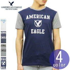 アメリカンイーグル AMERICAN EAGLE 正規品 メンズ USAモデル クルーネック 半袖Tシャツ AE GRAPHIC TEE