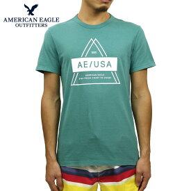 アメリカンイーグル Tシャツ 正規品 AMERICAN EAGLE 半袖Tシャツ クルーネックTシャツ AE SHORT SLEEVE GRAPHIC T-SHIRT 0181-4095-308