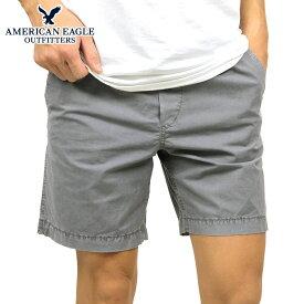 アメリカンイーグル ジョガーパンツ メンズ 正規品 AMERICAN EAGLE ボトムス ハーフパンツ ショートパンツ AE FLEX JOGGER SHORT 4132-6709-020 買いまわり