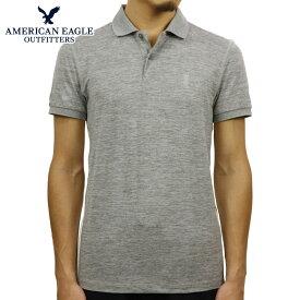 アメリカンイーグル ポロシャツ 正規品 AMERICAN EAGLE 半袖ポロシャツ AE ACTIVE POLO 1165-8690-020