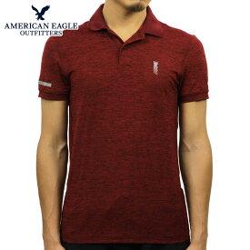 アメリカンイーグル ポロシャツ 正規品 AMERICAN EAGLE 半袖ポロシャツ AE ACTIVE POLO 1165-8690-613