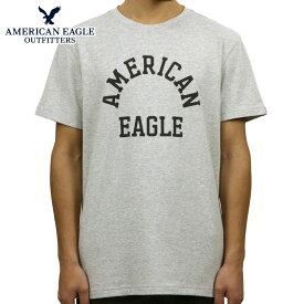 アメリカンイーグル Tシャツ 正規品 AMERICAN EAGLE 半袖Tシャツ クルーネック AE GRAPHIC TEE 0181-3668-006