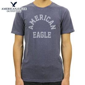 アメリカンイーグル Tシャツ 正規品 AMERICAN EAGLE 半袖Tシャツ クルーネック AE GRAPHIC TEE 0181-3653-410