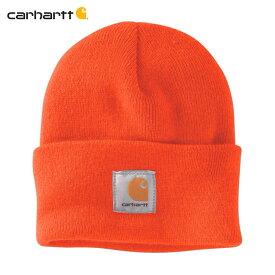 カーハート キャップ メンズ 正規品 CARHARTT ニットキャップ 帽子 ACRYLIC WATCH HAT A18 BOG 父の日