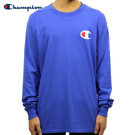チャンピオン ロンT メンズ 正規品 CHAMPION 長袖Tシャツ L/S TEE T2229P Cotton Long Sleeve Tee GUX-SURFTHEWEB #549506 PATRIOTIC C LS D00S20