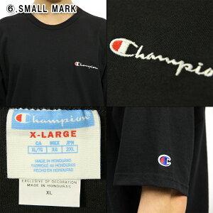 チャンピオンCHAMPION正規品メンズクルーネックロゴ半袖TシャツCREWTEEGT1970z